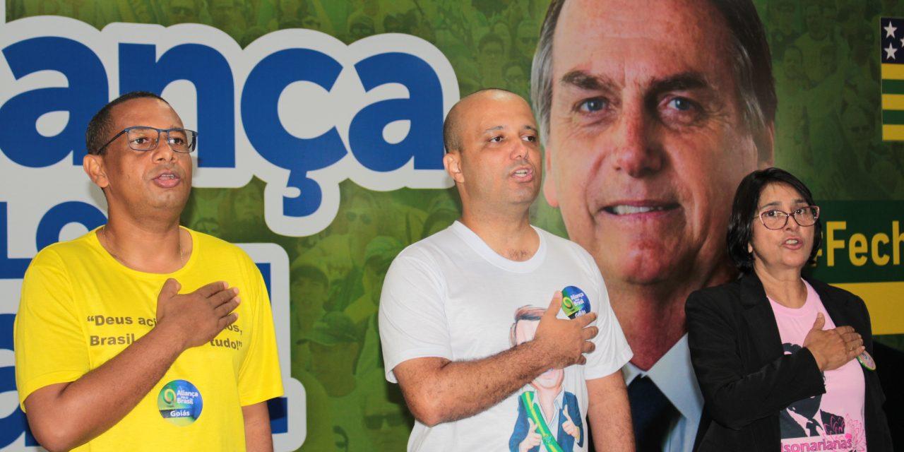 Assego recebe, 'Dia D' do Aliança pelo Brasil