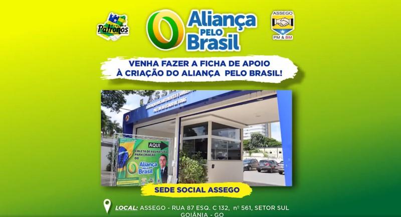 ALIANÇA PELO BRASIL – ASSEGO