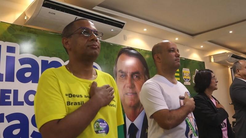 Aliança pelo Brasil na ASSEGO