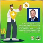 Assego deseja uma rápida recuperação ao deputado estadual Major Araújo