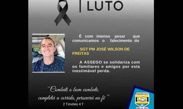 HOMENAGEM DA ASSEGO AO SGT PM JOSÉ WILSON DE FREITAS
