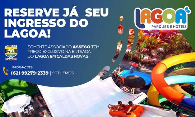 RESERVE SEU INGRESSO DO LAGOA PARQUE