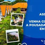 VENHA CONHECER A POUSADA ASSEGO ARUANÃ