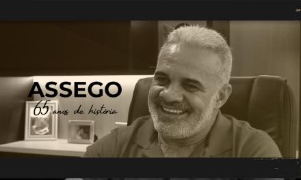 ESTÁ CHEGANDO O ANIVERSÁRIO DE 65 ANOS DA ASSEGO