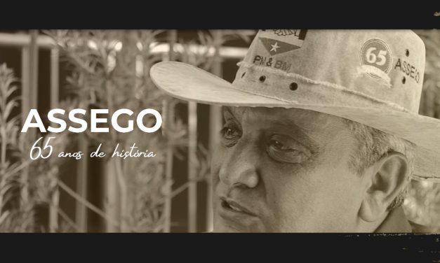 EM BREVE, ASSEGO COMPLETA 65 ANOS