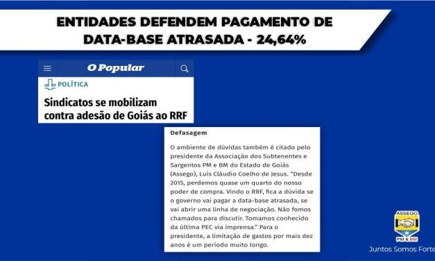 SINDICATOS SE MOBILIZAM CONTRA ADESÃO DE GOIÁS AO RRF