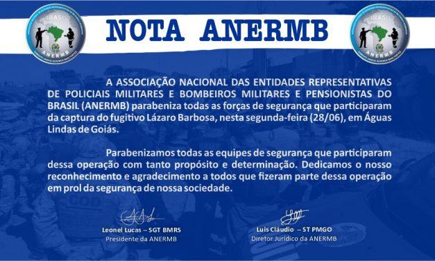 NOTA ANERMB: CAPTURA DE LÁZARO
