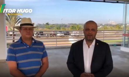 Deputado Federal Vítor Hugo manifesta solidariedade ao Tenente Albuquerque