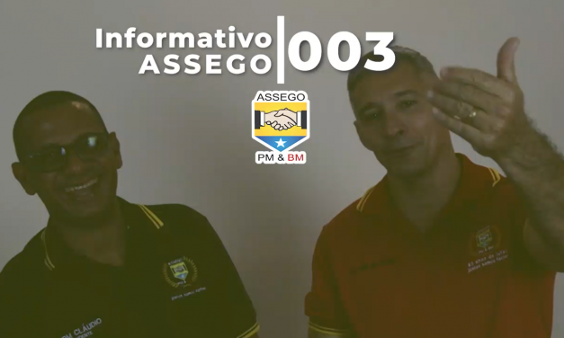 INFORMATIVO ASSEGO 003: INSS