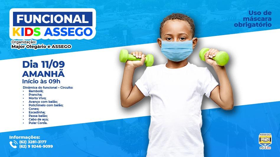 FUNCIONAL KIDS NA ASSEGO